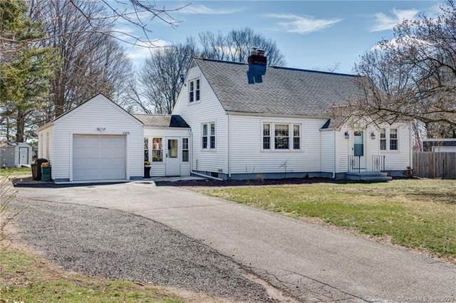 1215 Hartford Turnpike, North Haven, CT 06473 (MLS #170284413) :: Michael & Associates Premium Properties | MAPP TEAM