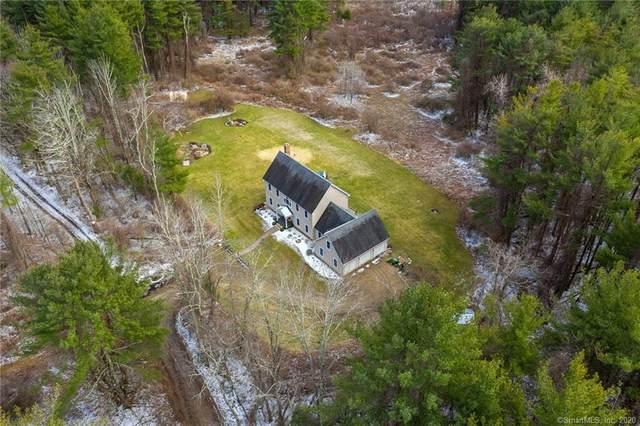 152 White Hollow Road, Salisbury, CT 06039 (MLS #170284436) :: Spectrum Real Estate Consultants