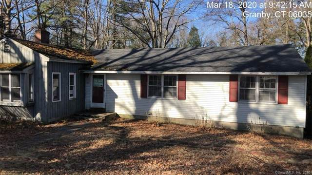131 Wells Road, Granby, CT 06035 (MLS #170284450) :: Spectrum Real Estate Consultants