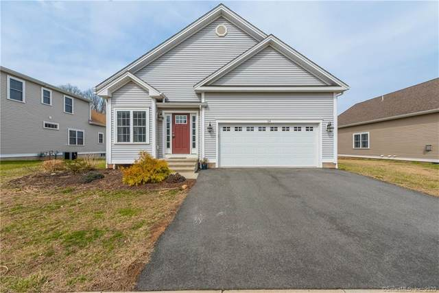 14 Magnolia Way, Southington, CT 06489 (MLS #170284471) :: Hergenrother Realty Group Connecticut
