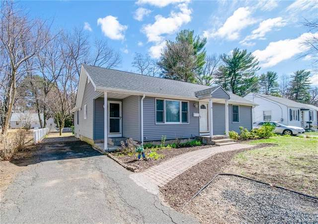 16 Pinecrest Drive, East Hartford, CT 06118 (MLS #170284487) :: Hergenrother Realty Group Connecticut