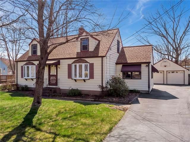50 David Drive, East Haven, CT 06512 (MLS #170284494) :: Mark Boyland Real Estate Team