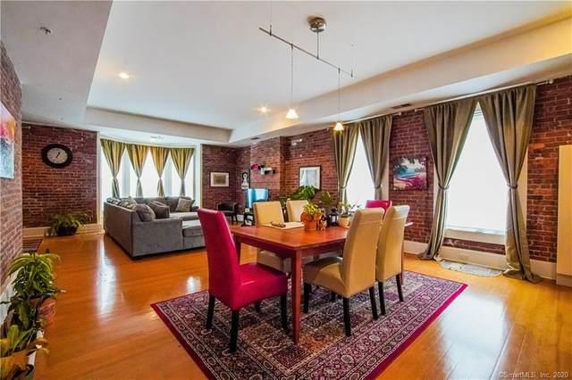 116 Crown Street 2A, New Haven, CT 06510 (MLS #170284496) :: Mark Boyland Real Estate Team