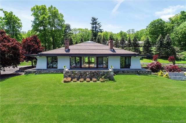 805 N Salem Road, Ridgefield, CT 06877 (MLS #170284504) :: Spectrum Real Estate Consultants