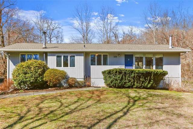 658 W Hill Road, Stamford, CT 06902 (MLS #170284526) :: Kendall Group Real Estate | Keller Williams