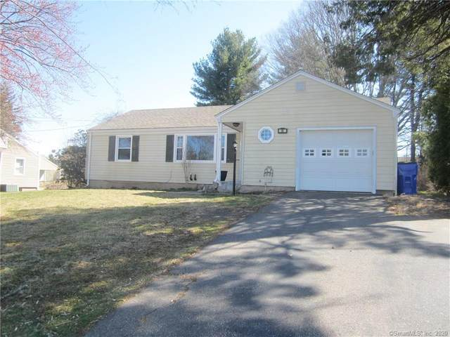 96 Two Stone Drive, Wethersfield, CT 06109 (MLS #170284535) :: Hergenrother Realty Group Connecticut