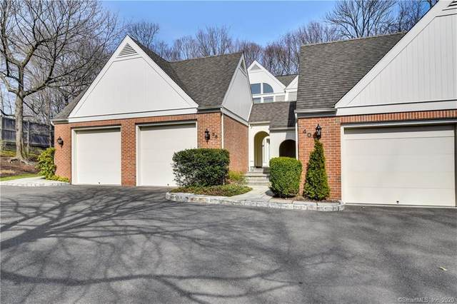 38 Sedgwick Village Lane #38, Darien, CT 06820 (MLS #170284574) :: Spectrum Real Estate Consultants