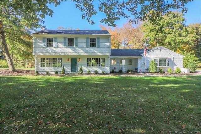 13 Jennings Court, Westport, CT 06880 (MLS #170284578) :: Spectrum Real Estate Consultants