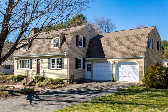 12 Parkview Drive, Avon, CT 06001 (MLS #170284587) :: Hergenrother Realty Group Connecticut