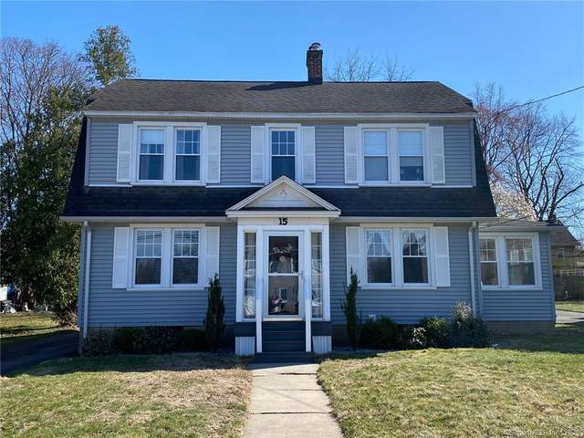15 Somerset Street, Wethersfield, CT 06109 (MLS #170284639) :: Hergenrother Realty Group Connecticut