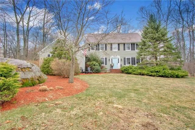 219 Kate Lane, Tolland, CT 06084 (MLS #170284659) :: GEN Next Real Estate