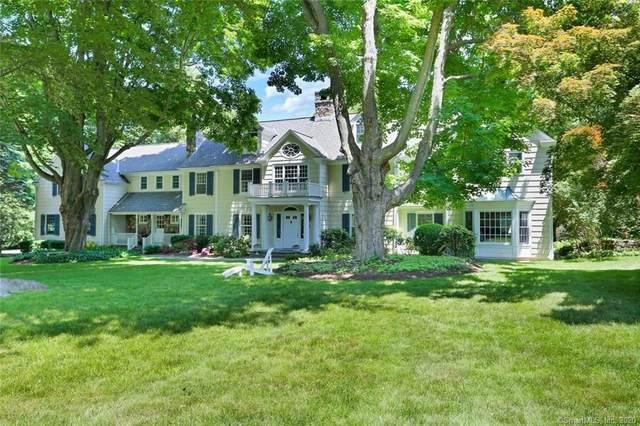 109 Rosebrook Road, New Canaan, CT 06840 (MLS #170284673) :: Spectrum Real Estate Consultants