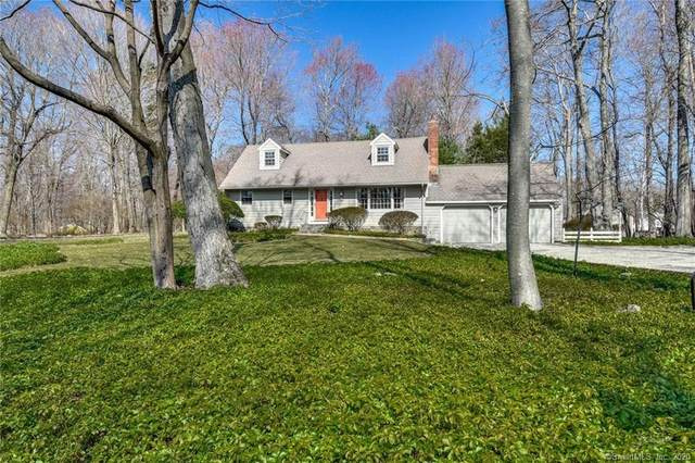 95 Ridgewood Road, Ridgefield, CT 06877 (MLS #170284701) :: Spectrum Real Estate Consultants