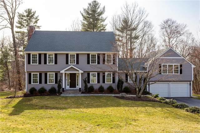 27 Millstone Drive, Avon, CT 06001 (MLS #170284722) :: Hergenrother Realty Group Connecticut