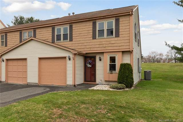 46 Butternut Lane #46, Rocky Hill, CT 06067 (MLS #170284744) :: Kendall Group Real Estate | Keller Williams