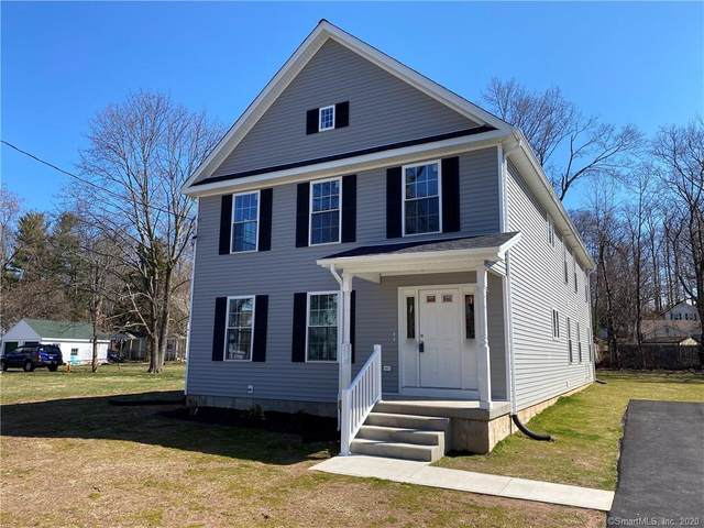 136 Cooper Street Lot A, Manchester, CT 06040 (MLS #170284752) :: Hergenrother Realty Group Connecticut