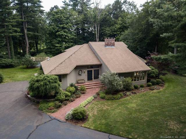 15 Talcott Mountain Road, Simsbury, CT 06070 (MLS #170284842) :: Spectrum Real Estate Consultants
