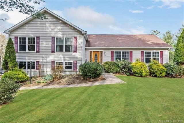 150 Skunk Hill Road, Exeter, RI 02822 (MLS #170284889) :: Spectrum Real Estate Consultants