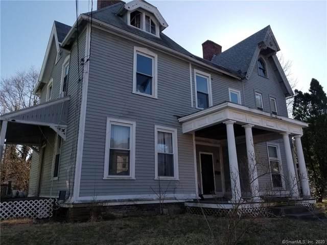 34-36 Lincoln Avenue #2, Norwich, CT 06360 (MLS #170284899) :: Spectrum Real Estate Consultants