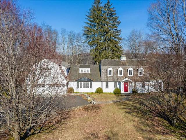 45 Calhoun Street, Washington, CT 06794 (MLS #170284916) :: Spectrum Real Estate Consultants