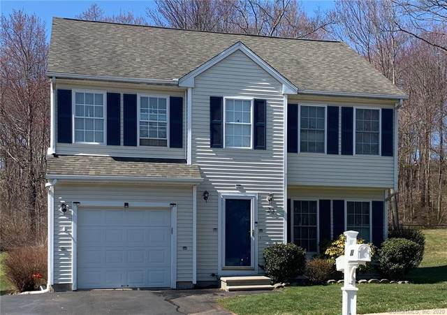 23 Angela Drive #23, Wallingford, CT 06492 (MLS #170284925) :: Kendall Group Real Estate | Keller Williams