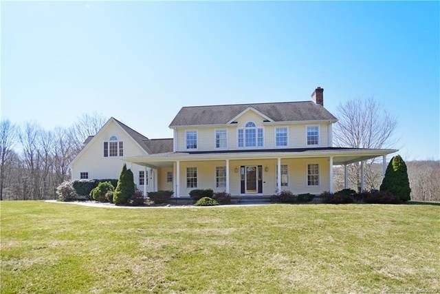 167 Cato Corner Road, Colchester, CT 06415 (MLS #170284942) :: Spectrum Real Estate Consultants