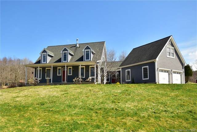 727 Stafford Road, Somers, CT 06071 (MLS #170284976) :: NRG Real Estate Services, Inc.
