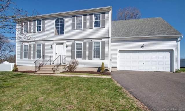 8 Bystrek Drive, Middletown, CT 06457 (MLS #170284983) :: Spectrum Real Estate Consultants
