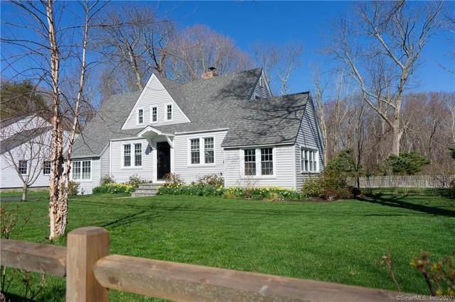 58 Neck Road, Madison, CT 06443 (MLS #170284999) :: Spectrum Real Estate Consultants