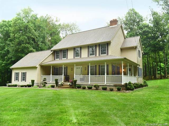 41 Gulf Road, Stafford, CT 06076 (MLS #170285013) :: Anytime Realty