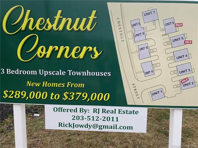 42 Chestnut Street #4, Bethel, CT 06801 (MLS #170285028) :: Kendall Group Real Estate | Keller Williams