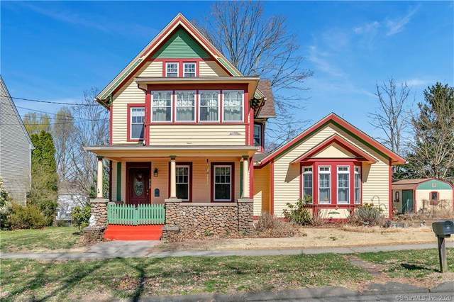 160 Constitution Street, Wallingford, CT 06492 (MLS #170285033) :: Spectrum Real Estate Consultants