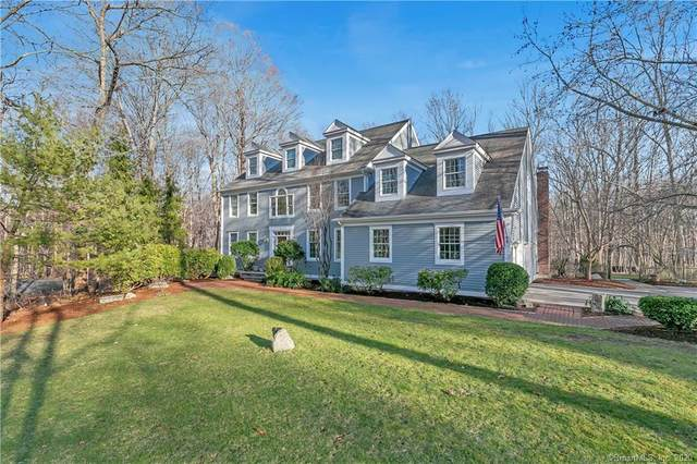 3 Pyrus Court, Old Lyme, CT 06371 (MLS #170285098) :: Spectrum Real Estate Consultants