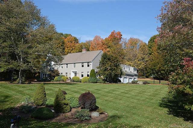35 Aarons Court, Ridgefield, CT 06877 (MLS #170285110) :: Spectrum Real Estate Consultants