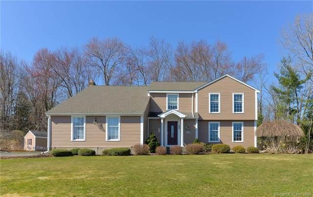 40 Terrywood, Wethersfield, CT 06109 (MLS #170285166) :: Spectrum Real Estate Consultants