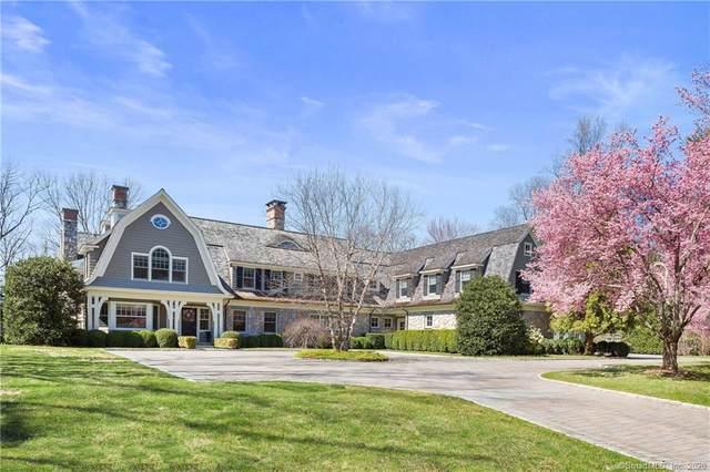 4 Fraser Lane, Westport, CT 06880 (MLS #170285226) :: Spectrum Real Estate Consultants