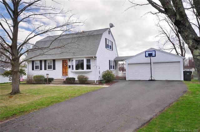 18 Sadler Street, Windsor Locks, CT 06096 (MLS #170285277) :: NRG Real Estate Services, Inc.