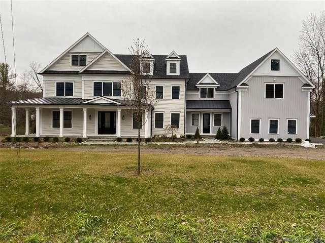 39 Driftway Lane, New Canaan, CT 06840 (MLS #170285291) :: Spectrum Real Estate Consultants