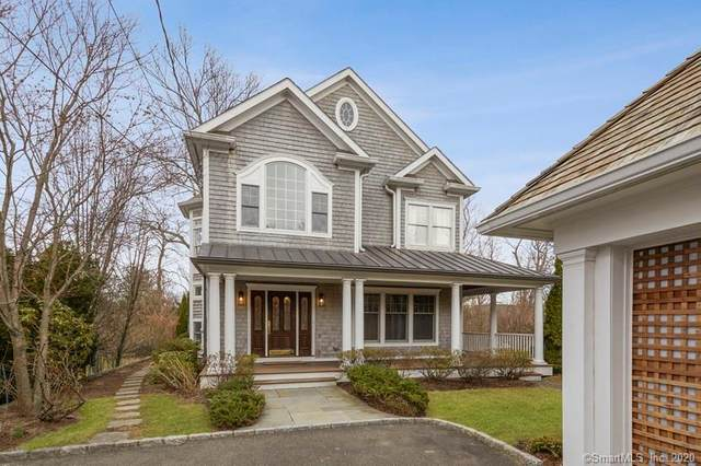 348 Sound Beach Avenue, Greenwich, CT 06870 (MLS #170285343) :: The Higgins Group - The CT Home Finder