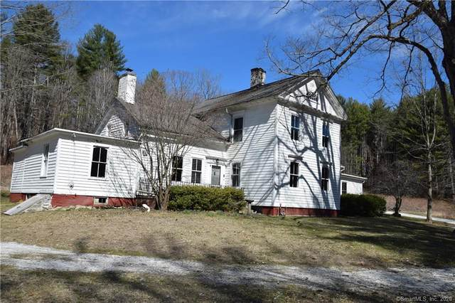 433 Salmon Kill Road, Salisbury, CT 06039 (MLS #170285357) :: Around Town Real Estate Team