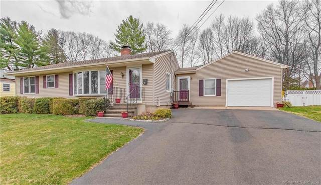 80 Patton Drive, Cheshire, CT 06410 (MLS #170285361) :: Spectrum Real Estate Consultants