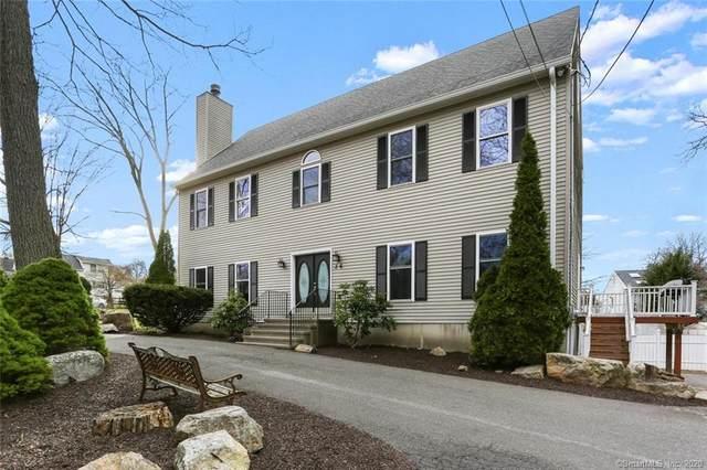 36 Sunset Avenue, Trumbull, CT 06611 (MLS #170285417) :: Spectrum Real Estate Consultants