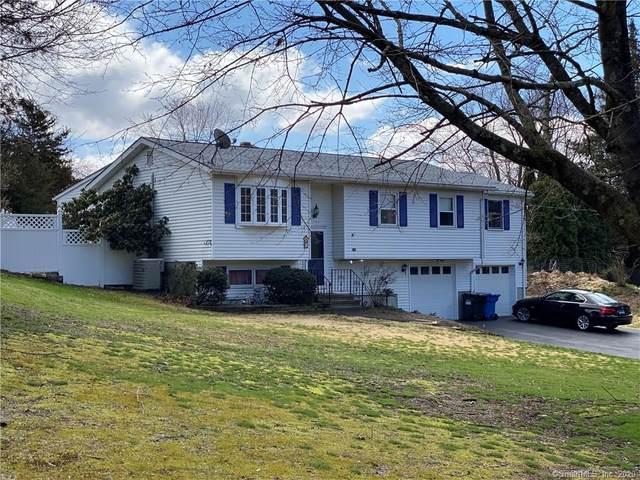 4 Elk Drive, Norwich, CT 06360 (MLS #170285456) :: Spectrum Real Estate Consultants