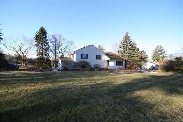 27 Mount Pleasant Road, Newtown, CT 06470 (MLS #170285509) :: Spectrum Real Estate Consultants