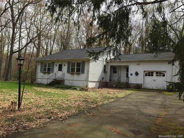 282 Sperry Road, Bethany, CT 06524 (MLS #170285549) :: Spectrum Real Estate Consultants