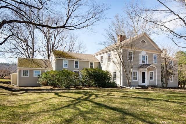 253 Indian Mountain Road, Salisbury, CT 06039 (MLS #170285557) :: Spectrum Real Estate Consultants
