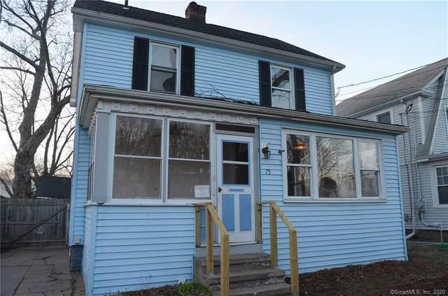75 Marshall Street, West Haven, CT 06516 (MLS #170285575) :: Spectrum Real Estate Consultants