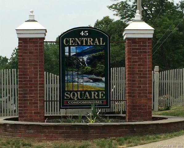 45 Main Street #405, Plainfield, CT 06374 (MLS #170285577) :: Mark Boyland Real Estate Team