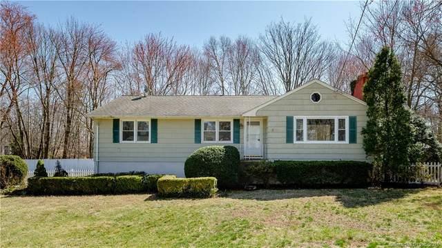866 Plattsville Road, Trumbull, CT 06611 (MLS #170285578) :: Spectrum Real Estate Consultants