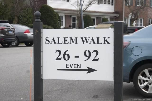 44 Salem Walk #44, Milford, CT 06460 (MLS #170285598) :: Spectrum Real Estate Consultants